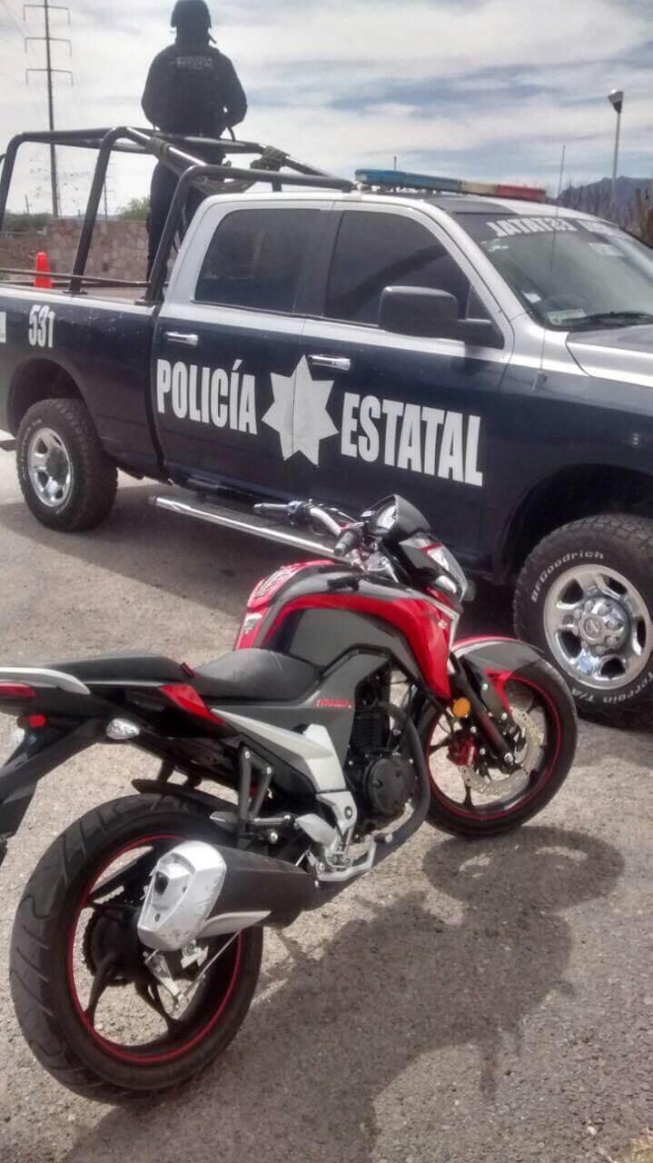 ¡Policías estatales concretan acciones de seguridad en Ojocaliente y Jerez!