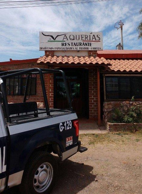 ¡Joven fue ejecutado a balazos cerca de un restaurante en Guadalupe, Zacatecas!