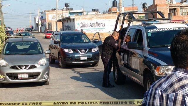 """¡Detuvieron a 4 sujetos que intentaron """"levantar"""" a un """"sancho"""" en Aguascalientes!"""
