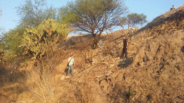 ¡Joven se suicidó colgándose de la rama de un árbol en Aguascalientes!
