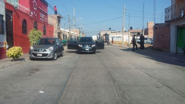 """¡Frustran """"levantón"""" de """"El Pelón"""" y detuvieron a 4 sujetos en Aguascalientes!"""