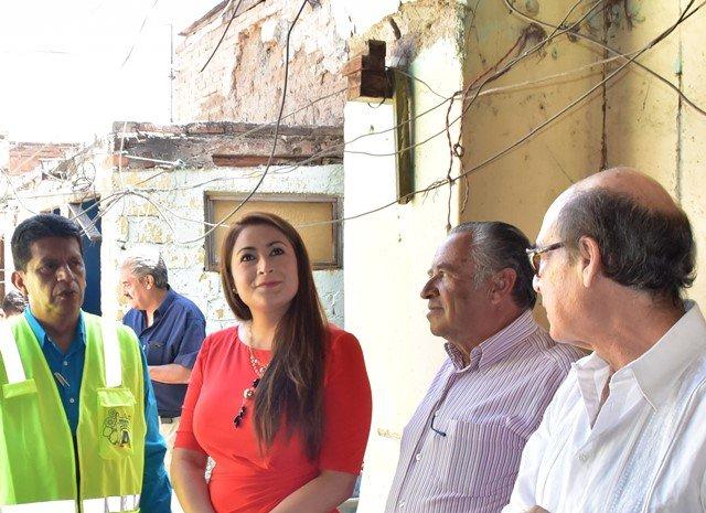 ¡Preservará Gobierno Municipal fincas con valor histórico!