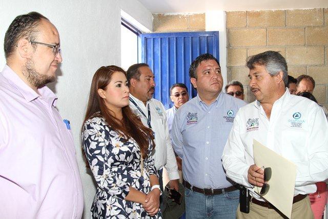 ¡Entrega alcaldesa Tere Jiménez infraestructura para mejora de servicio de agua potable!