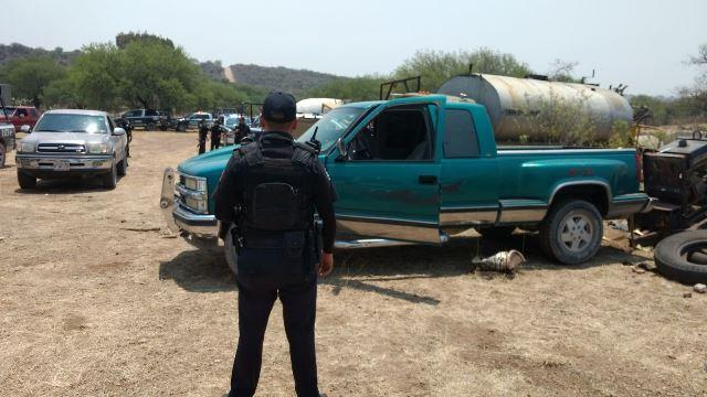 ¡Tras una persecución detuvieron a un sujeto y un niño robacoches en Aguascalientes!