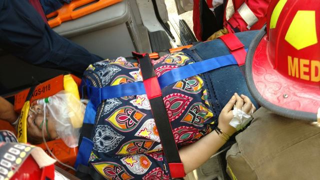 ¡Graves 2 mujeres tras fuerte accidente provocado por un borracho en Aguascalientes!