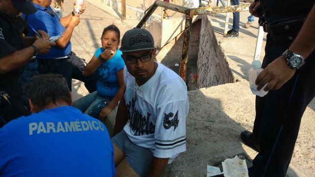 ¡3 sujetos intentaron quemar vivos a 2 hermanos en Aguascalientes!