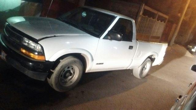 ¡Detuvieron a 3 sujetos con una camioneta robada tras una riña en Aguascalientes!