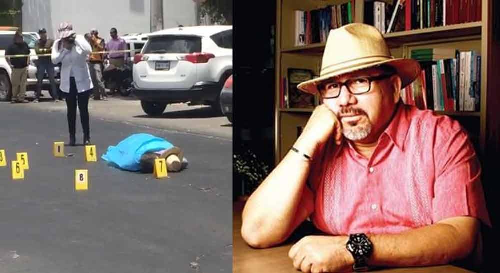 ¡Asesinan a Javier Valdez, corresponsal de 'La Jornada' en Sinaloa!