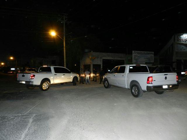 ¡2 pistoleros asaltaron un expendio de vinos en Aguascalientes!