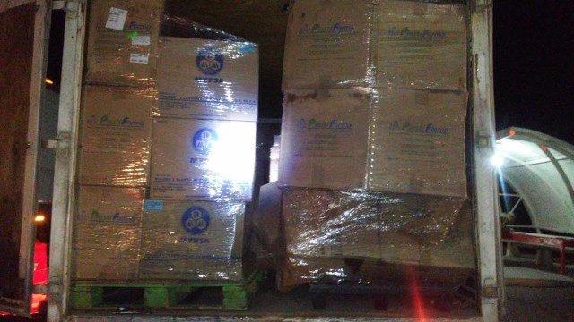 ¡Militares aseguraron casi 6 toneladas de marihuana en Zacatecas!