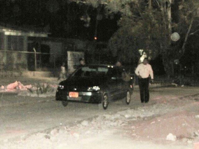 ¡Tras espectacular operativo recuperaron auto robado en Aguascalientes!