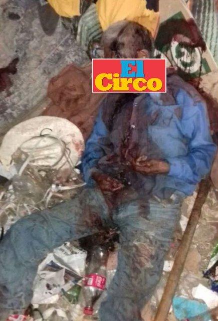 ¡Ancianito fue asesinado a golpes durante un robo en Río Grande, Zacatecas!