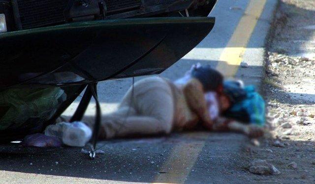 ¡Choque entre un auto y una camioneta dejó 1 muerto y 5 lesionados en Zacatecas!