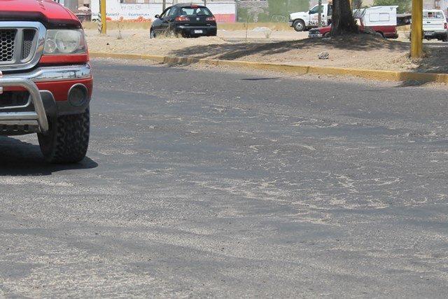 ¡Continúa Gobierno Municipal trabajando para contar con vialidades en óptimas condiciones!