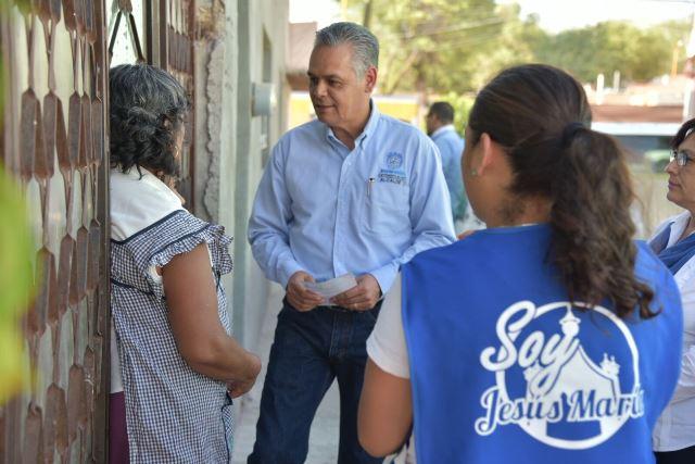 ¡Arranca en Jesús María Programa de Acción Municipal!