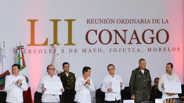 ¡Aguascalientes refrenda su compromiso con la transparencia y el fortalecimiento del Sistema de Justicia en la CONAGO!