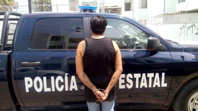 ¡Detuvieron a vendedor de drogas que operaba en Aguascalientes!