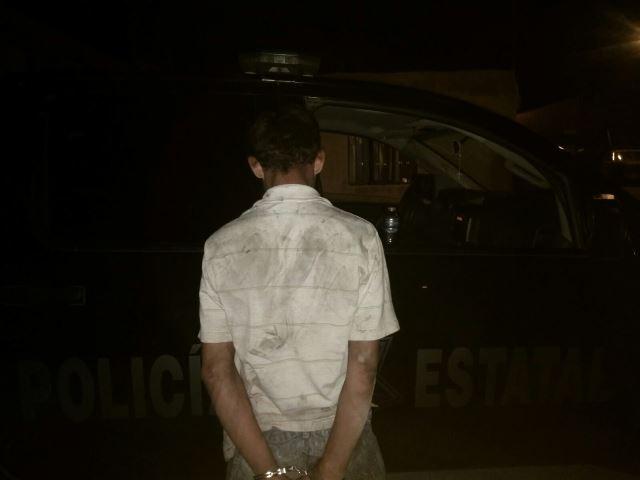 ¡Detuvieron a sujeto con medio kilo de marihuana en Aguascalientes!