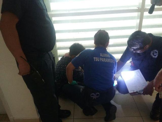 ¡Ladrón fue salvado por policías municipales de ser linchado en Aguascalientes!