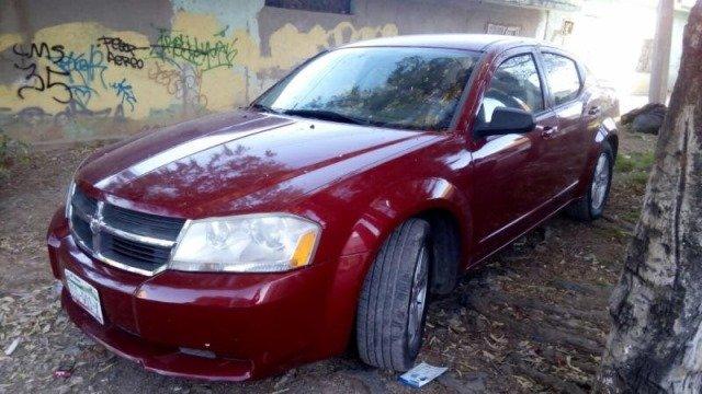 ¡Elementos de la PEP detuvieron a 2 sujetos con un arma de fuego y recuperaron un vehículo robado en Zacatecas!