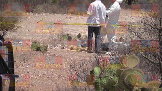 ¡Aparecieron 2 ejecutados en Santiaguillo, Fresnillo!