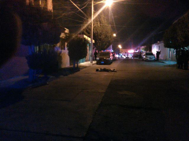 """¡Ejecutaron a balazos al delincuente """"El Llamas"""" en Aguascalientes!"""