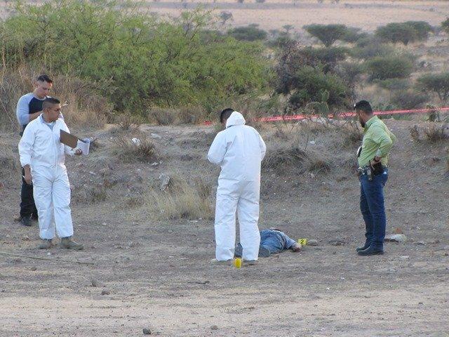 ¡Ya identificaron al ejecutado en Asientos, Aguascalientes!