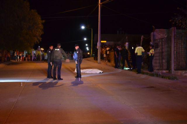¡A balazos ejecutaron a un joven en Aguascalientes!
