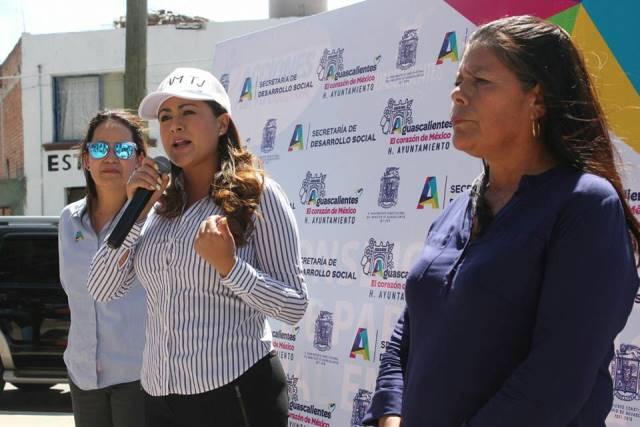 ¡Gobierno Municipal respalda a grupos vulnerables con la entrega de apoyos alimenticios!