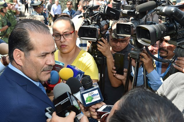¡Nombran a gobernador de Aguascalientes defensor de los periodistas de México!