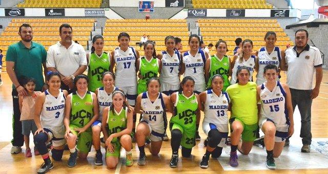 ¡Prepa Madero en femenil e ITESM en varonil campeones de Baloncesto en los Interprepas 2017!