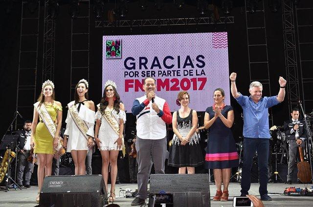 ¡Concluyó la edición 189 de la FNSM refrendándose como la mejor verbena de México!