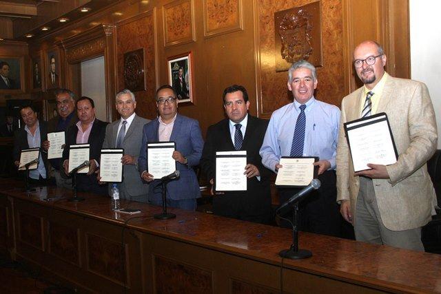 ¡Aguascalientes a la vanguardia en el desarrollo de obra pública sustentable!