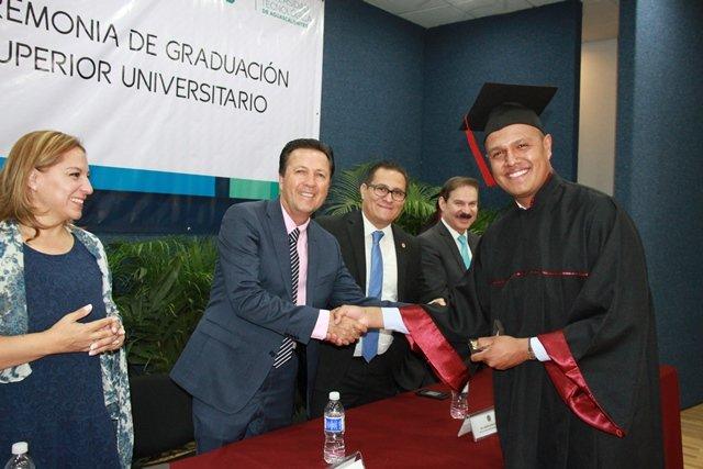 ¡Egresan 839 profesionistas de la Universidad Tecnológica de Aguascalientes!