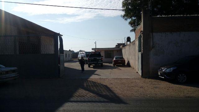 ¡Hallaron muerto a un ancianito en una bodega de chiles en Aguascalientes!