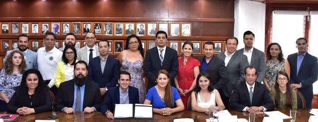 ¡Establece alianza Gobierno Municipal para la prevención de violencias!