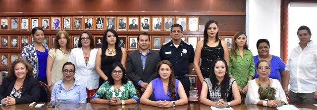 ¡Formalmente instalado el Consejo Municipal de la Mujer de Aguascalientes!