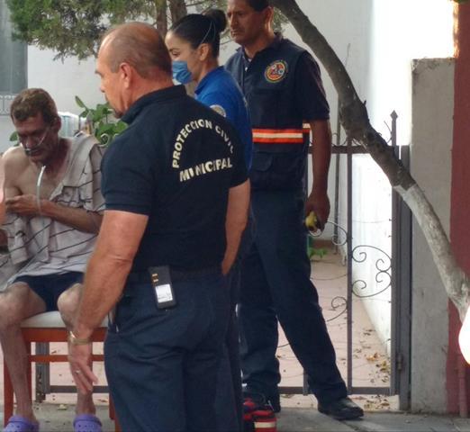 ¡Hombre quemado tras incendiarse su casa en Aguascalientes!