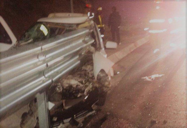 ¡Hombre murió tras fuerte accidente automovilístico en Guadalupe, Zacatecas!