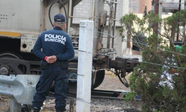 ¡Mujer murió atropellada por el tren en Zacatecas!