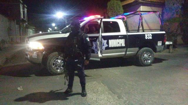 """¡Policía municipal asesinó por """"accidente"""" a un civil en Fresnillo, Zacatecas!"""