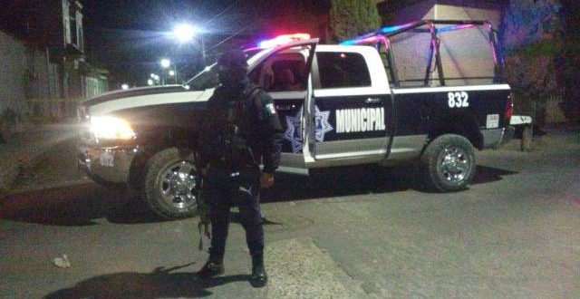 "¡Policía municipal asesinó por ""accidente"" a un civil en Fresnillo, Zacatecas!"