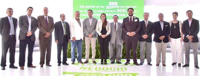 ¡Nueva alianza de Gobierno Municipal con Nacional Financiera a favor del desarrollo económico de Aguascalientes!