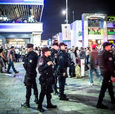¡Cierra la Policía Municipal con una Feria más segura y con menos accidentes!