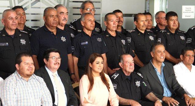 ¡Se consolida el retiro digno de elementos de la Policía Preventiva y Vial!