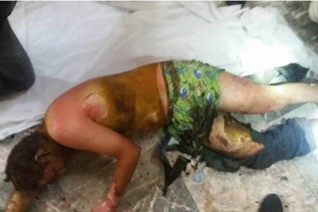 ¡Hombre se prendió fuego en la Basílica de San Juan de los Lagos y está grave!