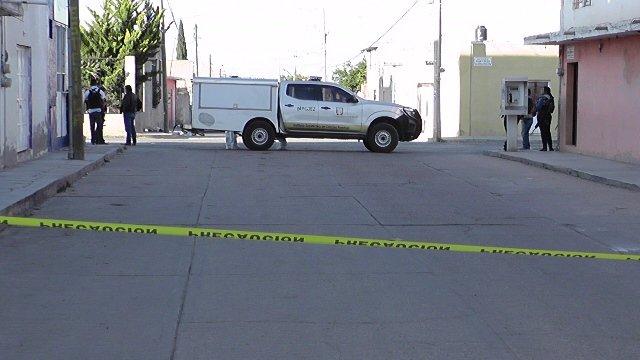 ¡Hombre se suicidó en el patio de su casa en Fresnillo!