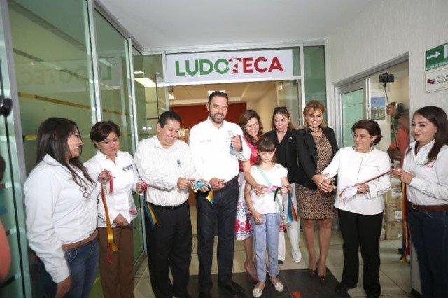 ¡Inaugura gobernador primera Bebeteca de Zacatecas y anuncia presupuesto extraordinario para bibliotecas!