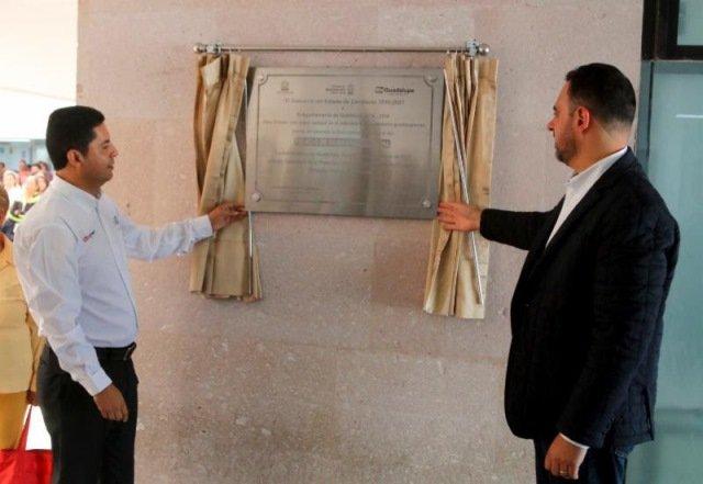 ¡Anuncia Alejandro Tello inversión de 60mdp para conversión en clínica del antiguo Hospital General de Guadalupe!