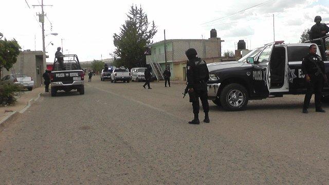 Secuestran a un hombre en presencia de sus hijas en Valparaiso, Zacatecas!